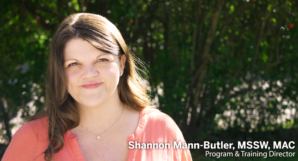Shannon Mann-butler, Mssw, Mac, Program & Training Director