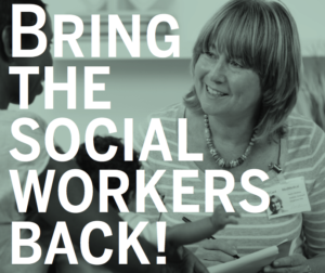 Make Cps A Place Where Social Workers Want To Work