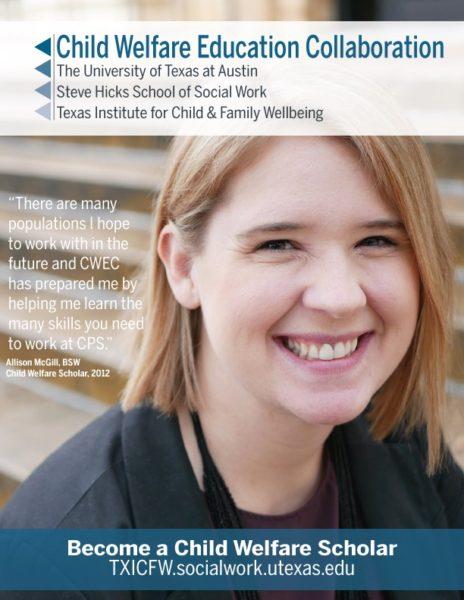 CWEC Scholar Allison