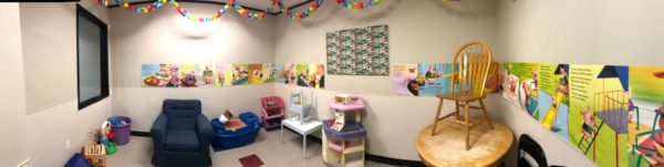 A Place To Connect: Txicfw Adopts A Cps Visitation Room
