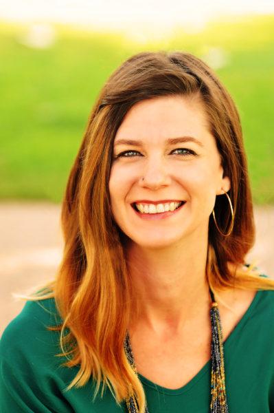 headshot of Robyn Gobbel