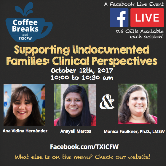 coffee breaks: Undocumented families