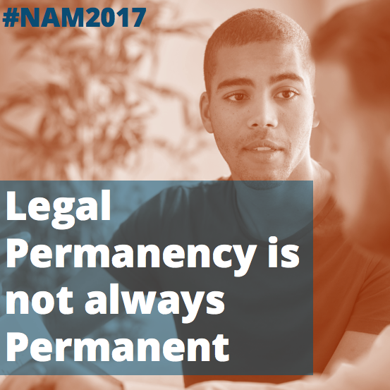 legal permanency is not always permanent