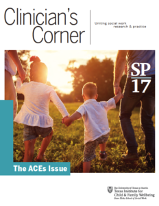 Clinician's Corner 2017: The Aces Issue
