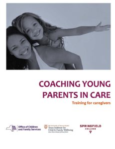 Coaching Young Parents in Care