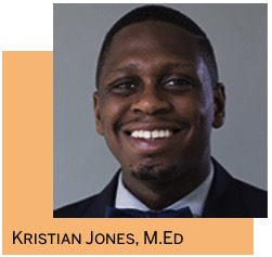 2020 Child Welfare Fellows - Kristian Jones
