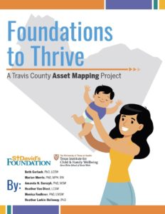 """""""foundations To Thrive"""" A New Framework To Identify Optimal Conditions To Promote Resilience In Travis County."""