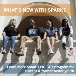What's New With Spark? 2018 Spark Ut Teen Camp & Back To School
