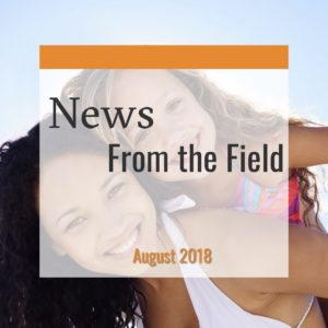 News From The field aug 2018
