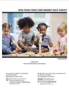 2018 Texas Child Care Market Rate Survey
