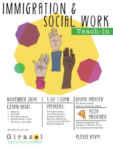 Immigration & Social Work Teach-i