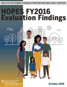 HOPE FY16 report cover