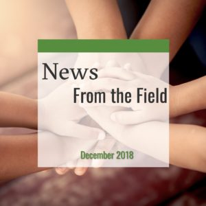 News From The field dec 2018
