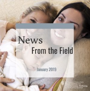 News From The Field: January 2019