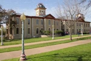 Hargis Hall at Ut Austin