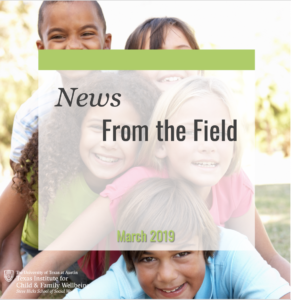 News From The Field: March 2019