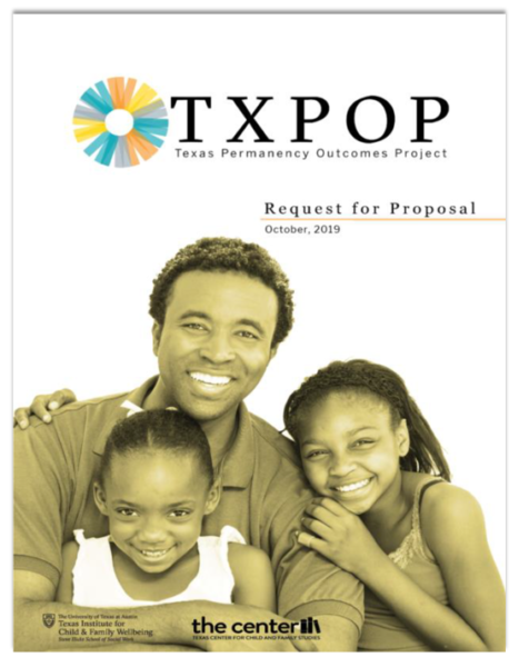 TXPOP request for proposal cover image