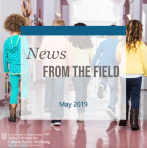 News From The Field May 2019