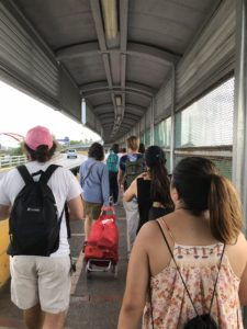 Reflections From The Border: Experiencing The Effects Of Recent Immigration Policies In July 2019