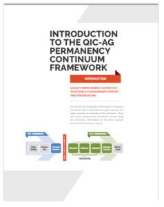 QIC-AG Framework