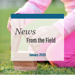 News From The Field January 2020