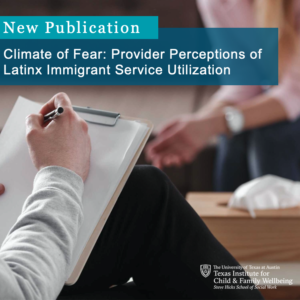 Climate of Fear Publication Highlight