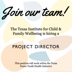 Available position: TFYHI Project Director