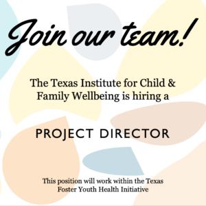 TFYHI project director job