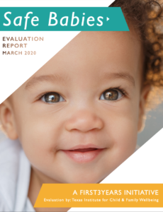 Safe Babies Report: March 2020