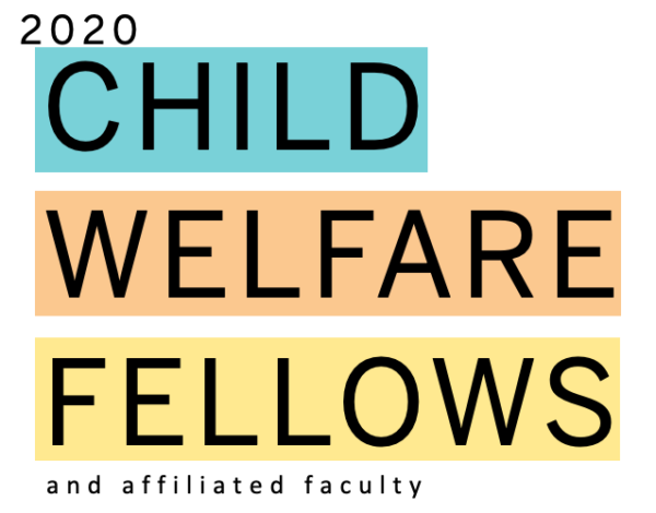 2020 Child Welfare Fellows