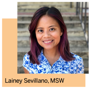 2020 Child Welfare Fellows ; Lainey Sevillano