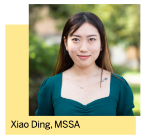 2020 Child Welfare Fellows - Xiao Ding