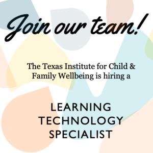 Available Position: Learning Technology Specialist