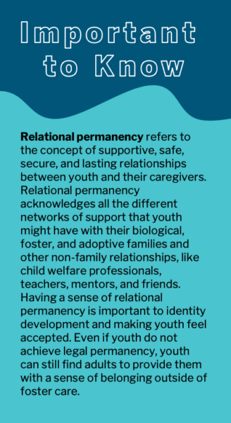 New Txicfw Study Published On What Makes Youth In Foster Care Feel Supported And Connected To The Adults In Their Lives